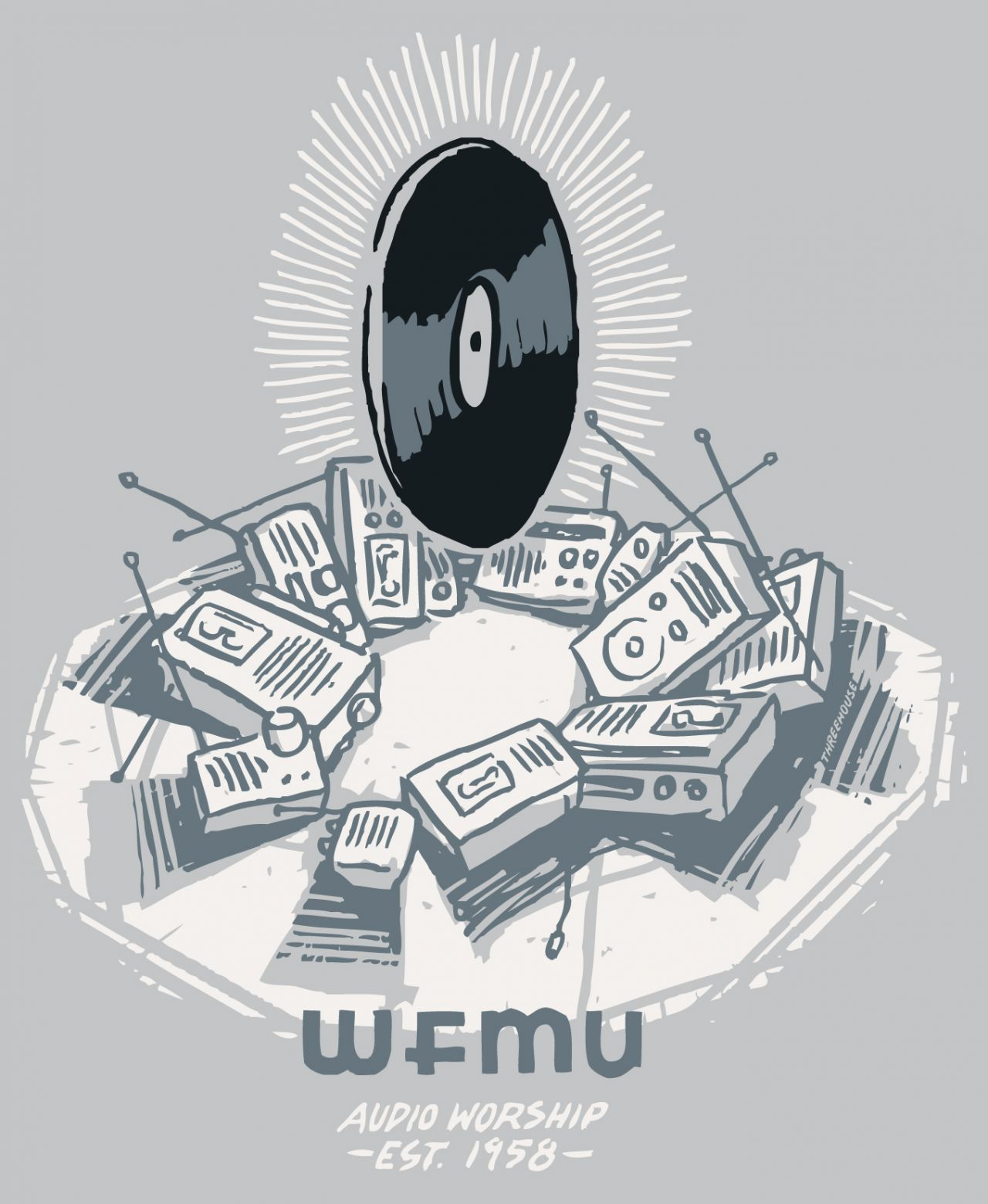 Klasse 3h WFMU's Audio Worship